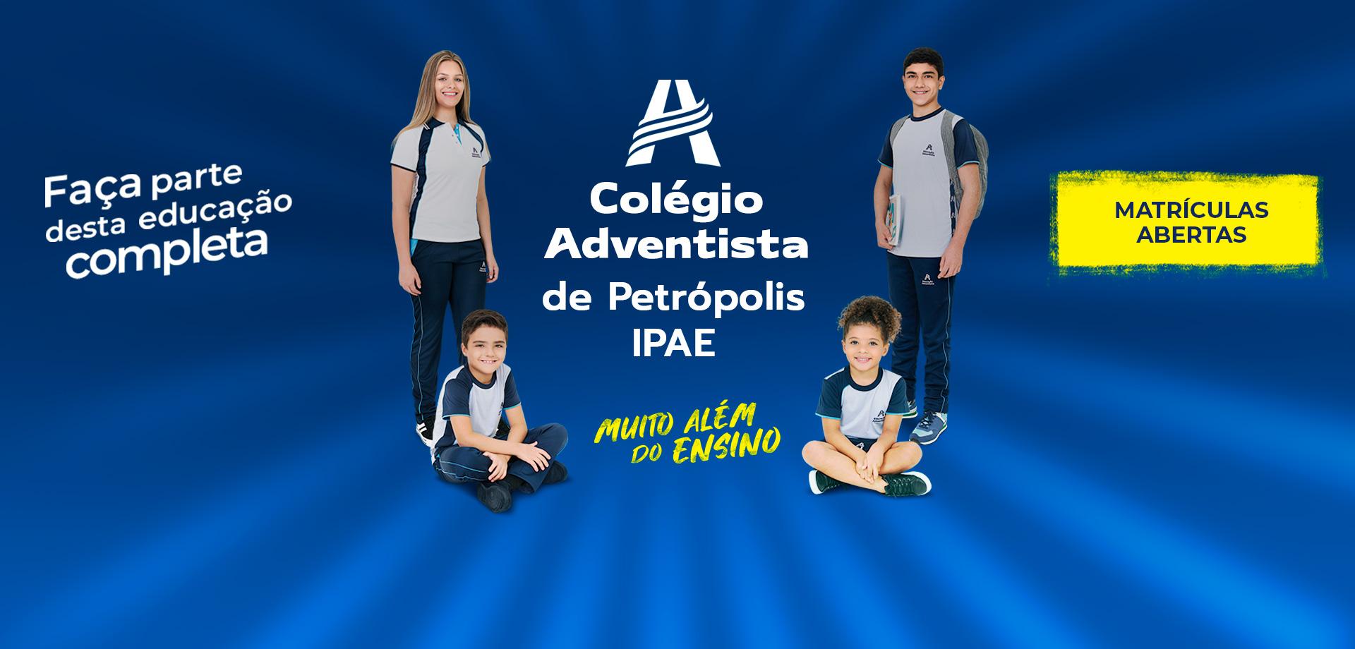Colégio Adventista de Petrópolis - Campus Residencial - IPAE